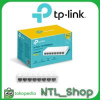 TP-LINK LS1008 SWITCH HUB 8 PORT 10/100Mbps / TPLINK 8PORT
