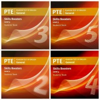 Buku PTE General Skills Boosters All Level