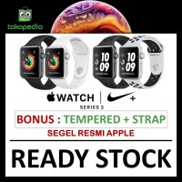 Apple Watch Series 3 GPS nike+ 38mm grey black anthracite sport MQKY2