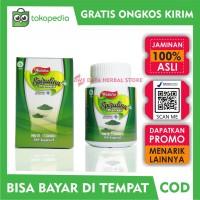 Kapsul Ekstrak Spirulina 100% Asli, Distributor Surabaya