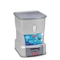 Ready Stock Lion Star Vella Rice Box 14 Kg Rb-11 / Tempat Beras Promo