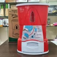 Ready Stock Rice Box Maspion Mrd1400Ap Mrd-1400 14Kg Tempat Beras -