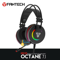 Fantech OCTANE 7.1 HG23 RGB Headset Gaming - 183