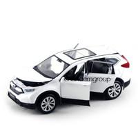 Diecast Miniatur Mobil Metal Mainan Mobil Honda CRV 1:32
