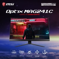 MSI Optix-MAG241C CURVE 144HZ GAMING MONITOR