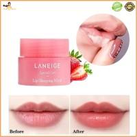 Laneige LIP Sleeping Mask Mini 3gr - Masker Bibir Melembabkan Bibir