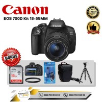 Canon EOS 700D Kit 18-55MM IS STM / Canon 700D / EOS 700D