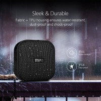 Speaker Bluetooth Portable Xiaomi Mifa A1 IPX6 Slot Micro SD - HITAM