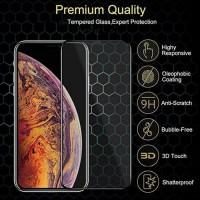 Tempered Tempred Glass Premium 5D Anti Gores Iphone X Xs Xr 11 Pro Max
