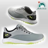 Puma Grip Fusion quarry acid golf Shoes