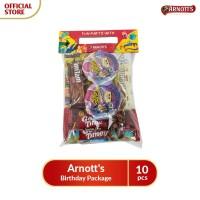 Arnott's Birthday Package