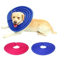 Doglemi Corong Penutup Anjing Cone Collar Pelindung Leher Kucing Dogi