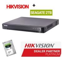 DVR HIKVISION 8CH FULL HD + HARDISK 2TB