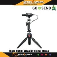 Shure MV88+ Video Kit Digital Stereo Condenser Microphone
