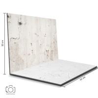 AlasFoto Lipat Tembok & Semen Putih / Background Foto (WIL-13)