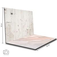 AlasFoto Lipat Tembok & Marmer Pink / Background Foto Produk (WIL-19)
