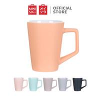 MINISO Mug Keramik Gelas Keramik Mug Kopi Cangkir Gelas Air Minum Teh