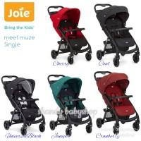 JOIE MEET MUZE LX SINGLE BABY STROLLER/ KERETA DORONG BAYI