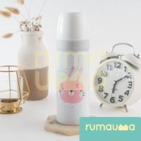 RUMAUMA Botol Minum Anak Thermos Stainless 350ml Anti Bocor MURAH HEY