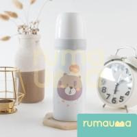 RUMAUMA Termos Air Anak Bottle Minum 350ml Stainless Steel Murah WOW
