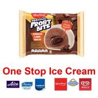 Choco Lava Mochi Frost Bite Glico Wings Ice Cream Es Krim Moci Cokelat