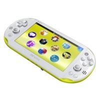 PS Vita Slim PCH-2006 CFW Enso Henkaku Lime Green 128GB 2nd Garansi
