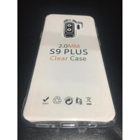 Ultra Thin Clear Soft Jelly Case Samsung Galaxy S9 Plus G965 6.2 inchi