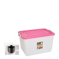 Container Box 50 Liter Green Leaf 7880 Plastik Sekelas Wagon Shinpo