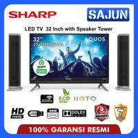 Sharp Aquos IIOTO 2TC32BD1i TV LED 32 Inch HD Ready 2T-C32BD1i-TG