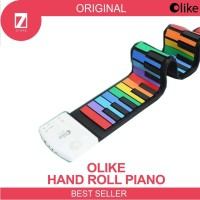 Olike Hand Roll Piano for Kids piano portable