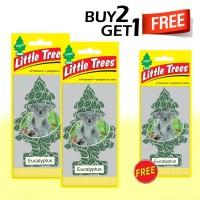 Buy 2 Get 1 FREE Little Trees Eucalyptus