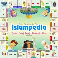 Monopoly Islam Islampedia Board Game Muslim Cilik (Mainan Edukasi)