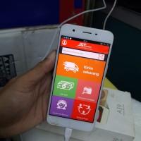 Hp Oppo A39 3/32GB fullset minus layar retak,normal