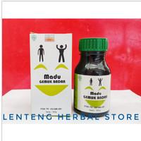 Madu Gemuk Dewasa 350gr - Madu Penggemuk Herbal Alami