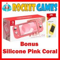 Nintendo switch lite Pink Coral