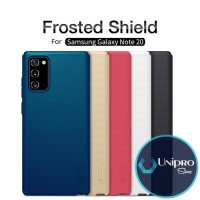Hard Case Nillkin Super Frosted Shield Samsung Galaxy Note 20 Casing