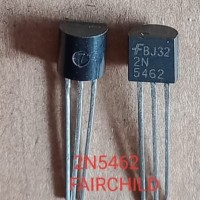 2N5462 JFET Original FAIRCHILD ON SEMI