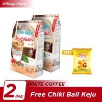Kopi Luwak WK Tarik Malaka Bag 6x30gr [2]-Free 1 Chiki Ball Keju 55 Gr