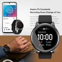 "Haylou Solar LS05 Smart Watch 1.28"" TFT Smartwatch Jam Tangan Digital"