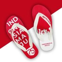 """Sandal SWALLOW x HUT RI 75 """"Indonesia Maju"""""""