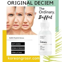 THE ORDINARY Buffet 100% ORIGINAL DECIEM CANADA