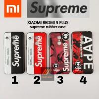 CASING XIAOMI REDMI 5 PLUS SUPREME RUBBER CASE xiaomi redmi 5 plus - 1 SATU