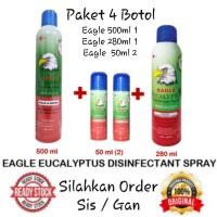 Eagle Eucalyptus Disinfectant Spray Take ALL Termurah