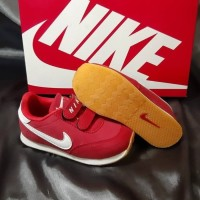 Sepatu Anak Nike Cortez Velcro Good Quality BNIB