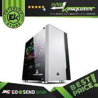 Paradox Gaming Case Dragon Slayer Q2 White / CASING PC