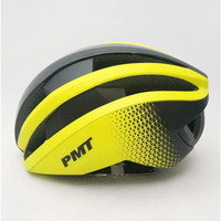 Helm Sepeda PMT Helmet tipe Pudi Bianchi Blue not POC RNOX GUB