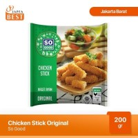 Nugget Ayam Stick So Good Original 200 gr