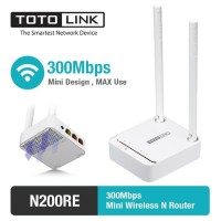 TOTOLINK N200RE ROUTER 300mbps mini wireless