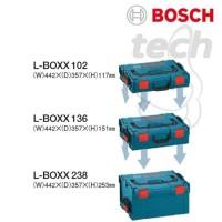 Kotak Perkakas - Storage Tool Box Bosch L-Boxx 102 - LBoxx-102