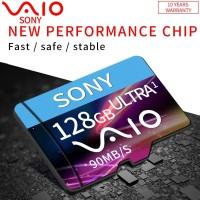 HOT PROMO MEMORY CARD MICRO SD SONY ULTRA 10 128GB